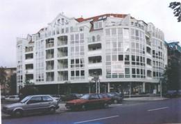 Bauvorhaben Gravelottestraße