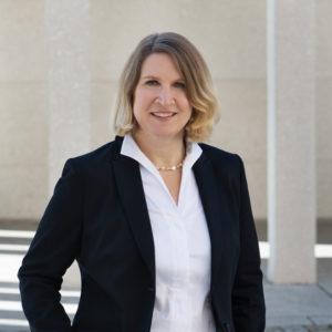 Porträt Esther Daßio, Rechtsanwältin