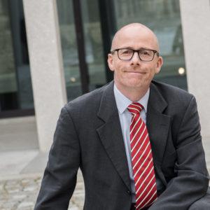 Porträt Dr. Johann Peter Hebel, Rechtsanwalt