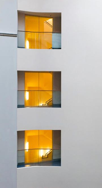 Fassadendetail Neubau