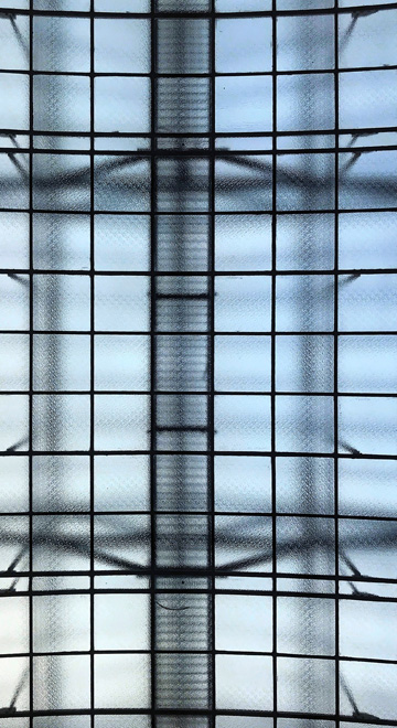 Detail Glasdach