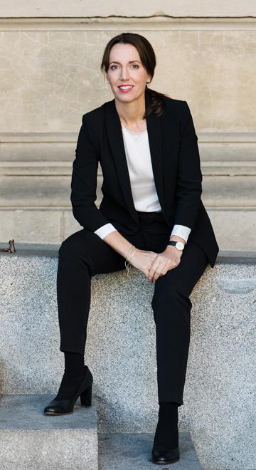 Porträt Konstanze Jungwirth, Rechtsanwältin